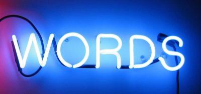 Самые популярные английские слова.